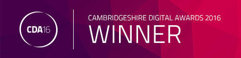 Award Winning Websites Cambridge